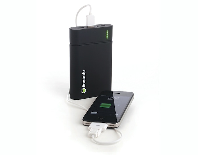Charge one device...