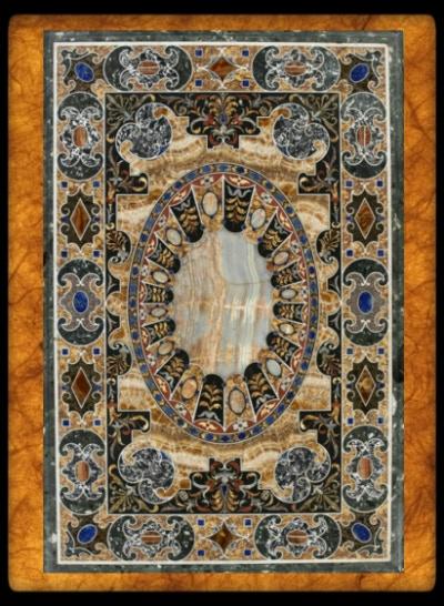 Italian Deck Card Back