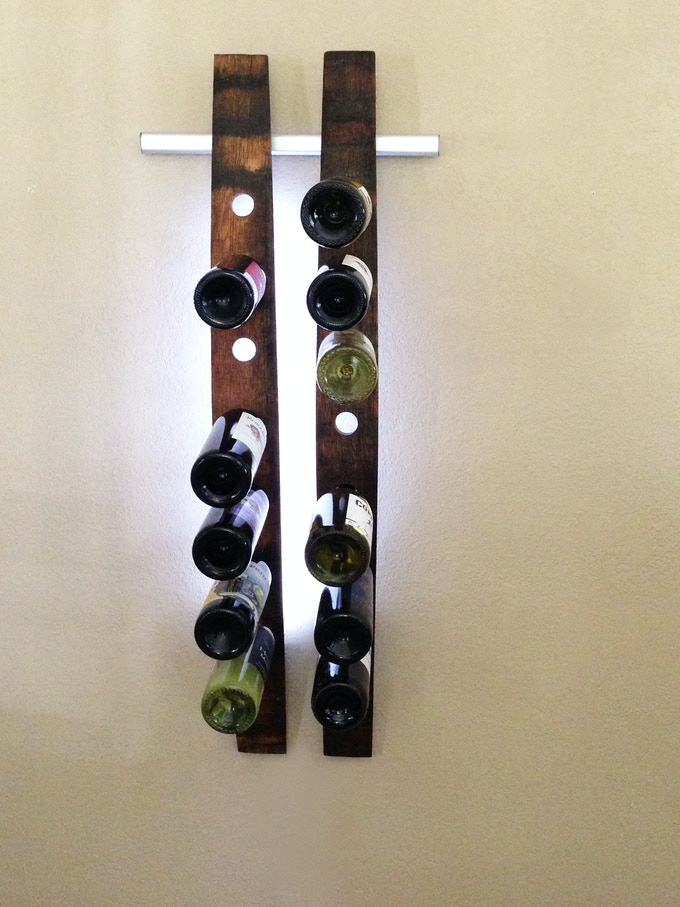 Most Popular Wine Wall