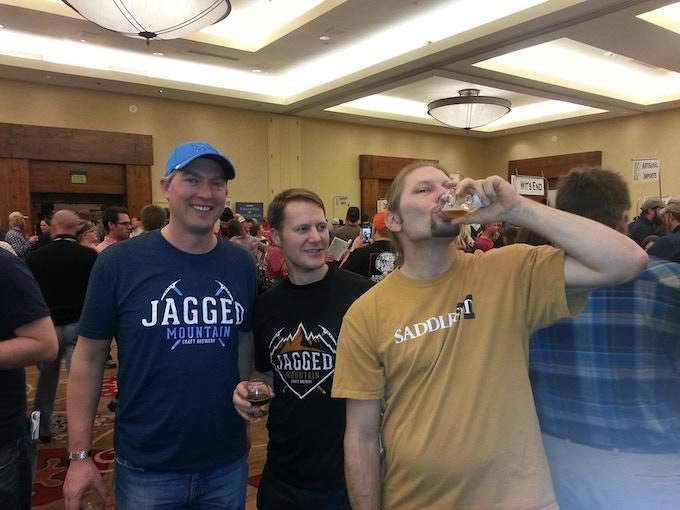 Randy, RJ, and Wayne