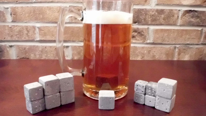 Bev Dice in Beer