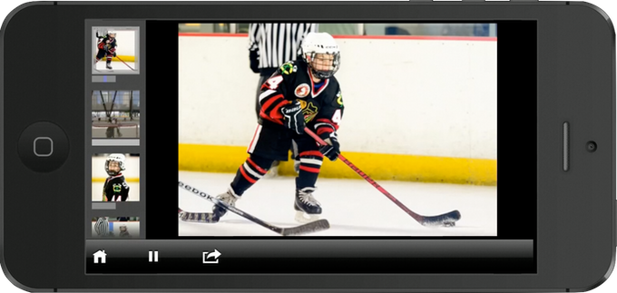 A Team Explory: It's obvious this 9-year-old is destined for the NHL.