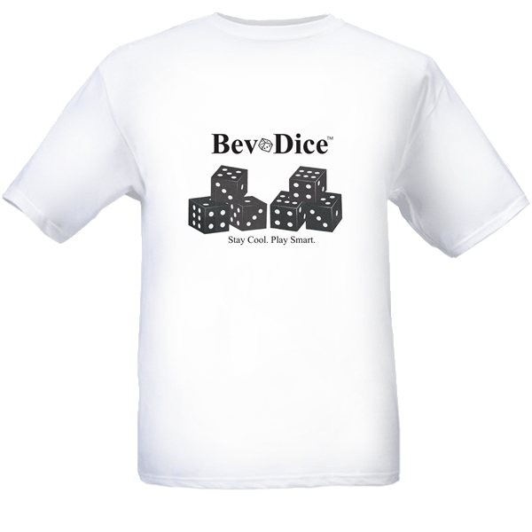 Bev Dice Cotton Men's T-shirt