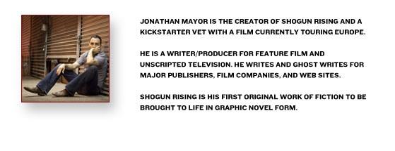 Jonathan Mayor