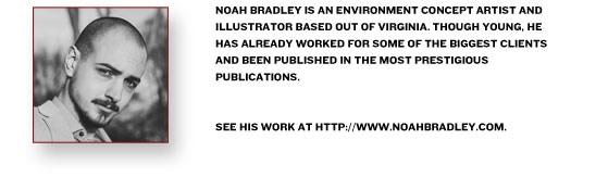 Noah Bradley