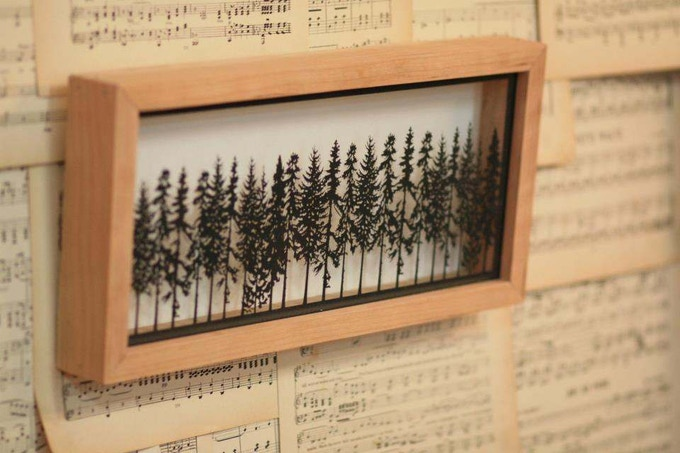 BEYOND THE FIRS - $75