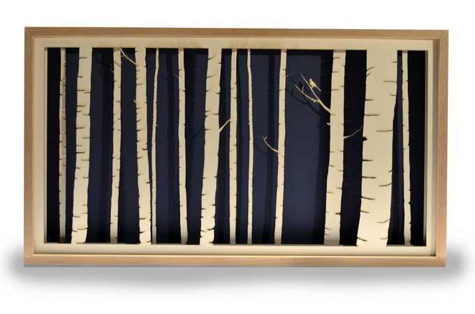 BIRCH FOREST - $200