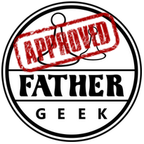 Paradise Fallen has earned The Father Geek Approval!          Click to read the review.