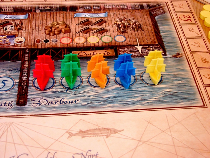 The Frigates at dockside--should you upgrade them to Galleons?