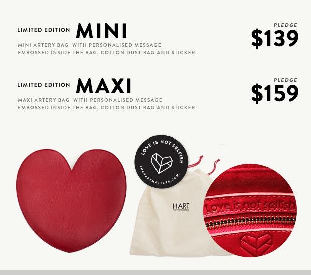 Aorta A London Interior Designer With An Eye For Detail: HART: Artery Leather Bags By Lavina Joe —Kickstarter