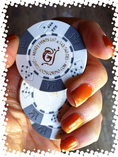 Secret G&S Token (for admission to secret G&S events) with your pledge of $75 or more.