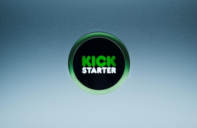 Anodized Aluminum, Kickstarter Green