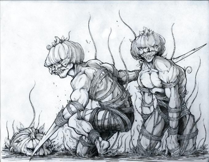 Battle for Oz by Pirate Press LLC — Kickstarter