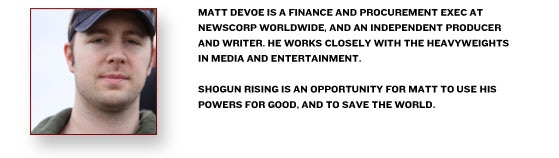 Matthew Devoe