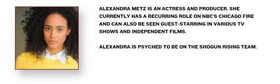 Alexandra Metz