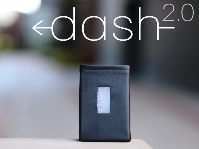 Dash 2 0 Wallet The Leather Wallet Redesigned By Steven