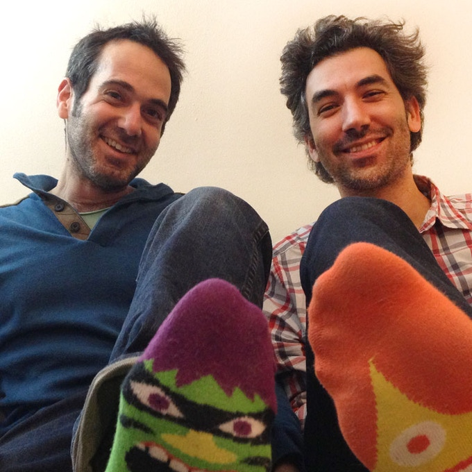 ChattyFeet Founders