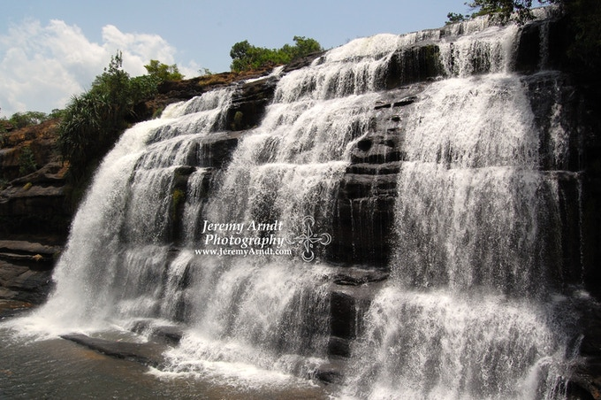 Waterfall - Guinea