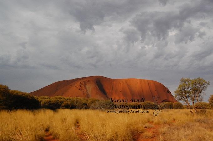 Uluru - The Sacred Heart of Australia