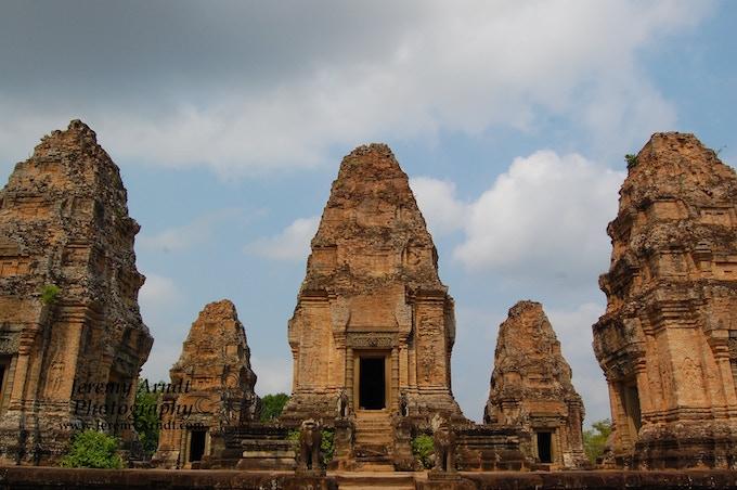 East Mebon - Cambodia