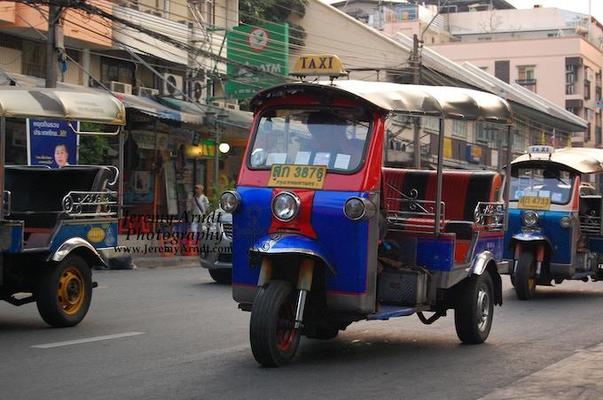 Tuk Tuk - Thailand