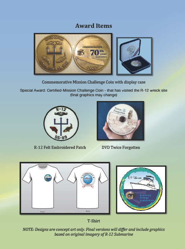 Learn about Challenge Coins here...