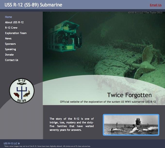 R-12 Webpage
