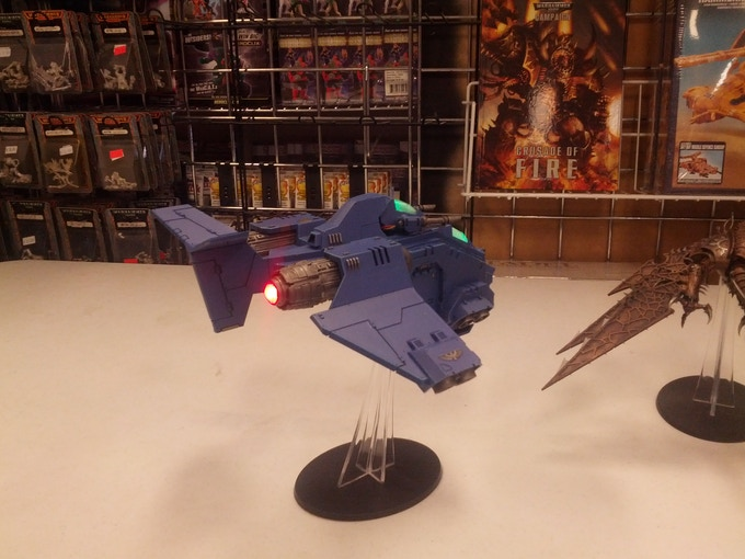 A Skyraven from Mike Larson at Battle Bunker Gamestore