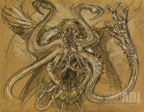 ADI Concept Art by Paul Komoda