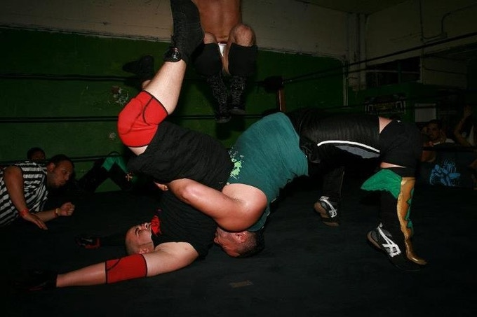 Ludus Wrestling Center in Brooklyn, NY