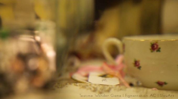 Teatime Wonder Game by Kasia Kaszowska (SlowArt) — Kickstarter