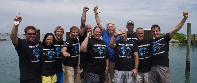 Operation Blue Pride Team