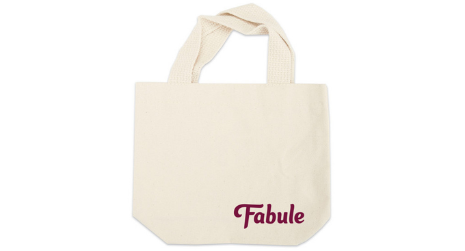 Since grocery stores started charging $0.05 per plastic bag, we can never have enough tote bags.