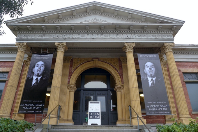 The Morris Graves Museum of Art