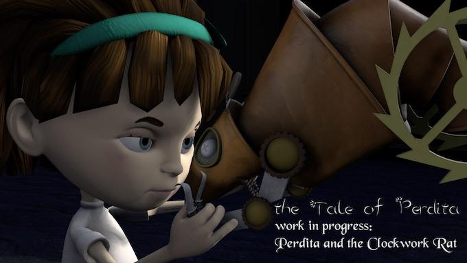 Perdita and the Clockwork Rat