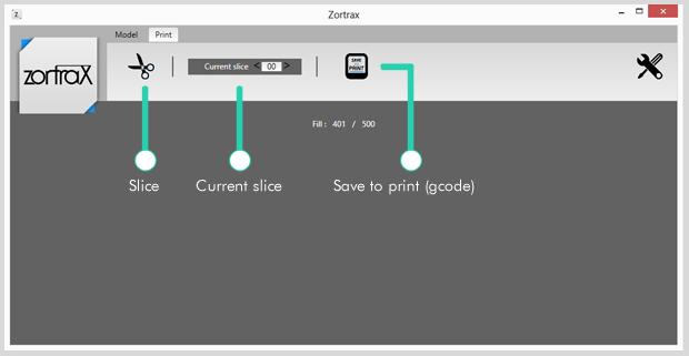 ZSuite - Print Tab
