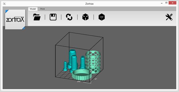 Models on ZSuite Workspace