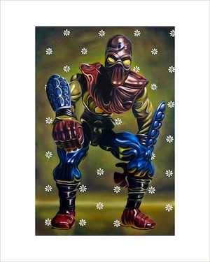 """""""Foot Soldier"""" 16""""x20"""" limited edition giclée print"""