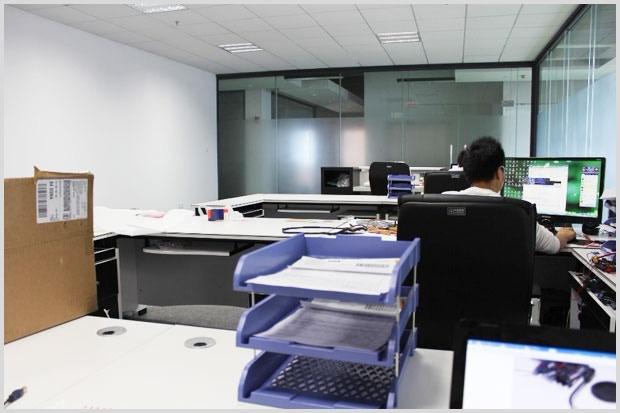 New office space - Gadgets3D Hongkong