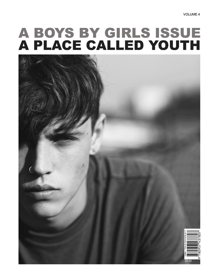 """Cover of our last issue """"A Place Called Youth"""""""