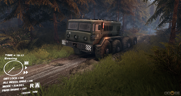 Spintires -- The ultimate off-road challenge! by Oovee Game Studios