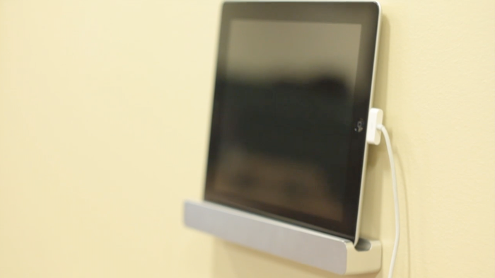Ledge A Minimal Wall Mount For Ipad Amp Other Tablets By