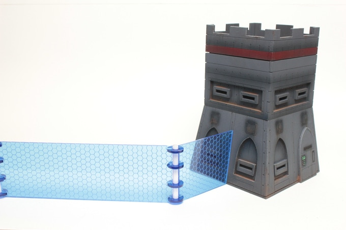 Brush 4 Hire Barricades and Bunkers by Austin Thompson — Kickstarter