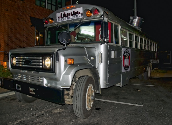 If We Receive 15000 In Pledges I Can Move Up To A Later Model Bus Early 2000s Decrease The Likelihood Of Another Fire