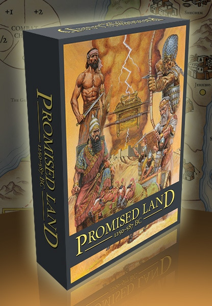 Promised Land 1250-587 BC Box