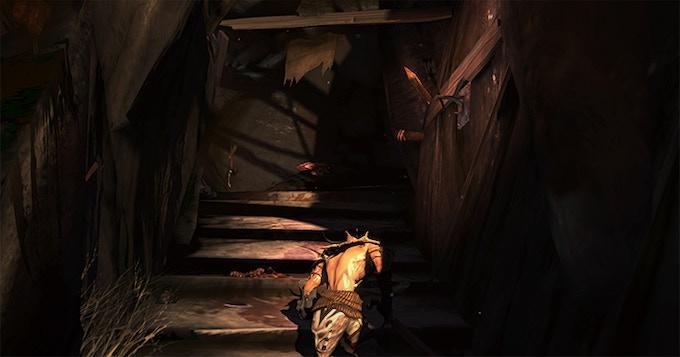 Skara Alpha gameplay screenshot