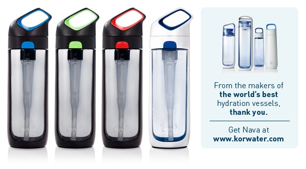 79b941b10e Our Kickstarter campaign may be over, but the fight to #freewater from the  chains of bottled water continues. You can get more info and purchase a Nava  at ...