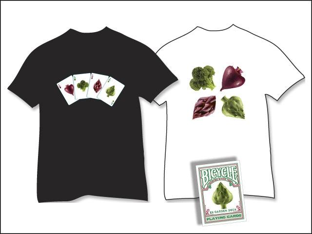 E8 Garden Deck T-Shirt