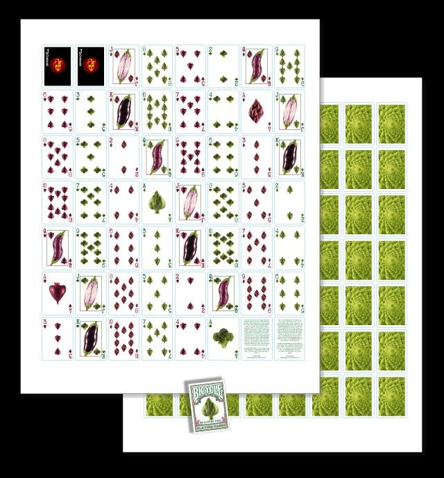 E8 Garden Deck Uncut Sheet
