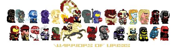 Warriors of Urisis